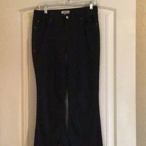 Where it Declair it black slacks-5 short